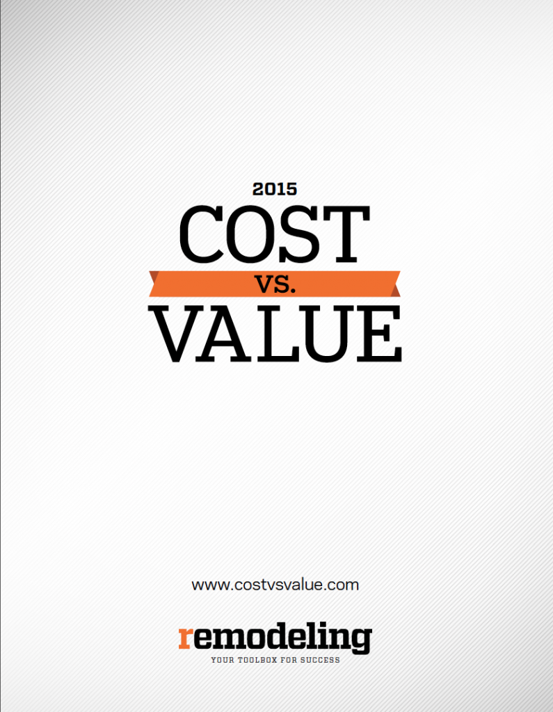 Cost vs Value preview